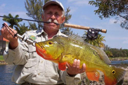 Exotic fishes boost angling success in Florida